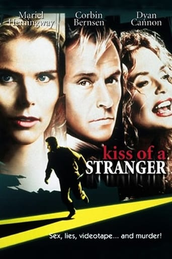 Poster of Kiss of a Stranger