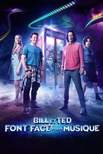 Bill et Ted Sauvent l'univers