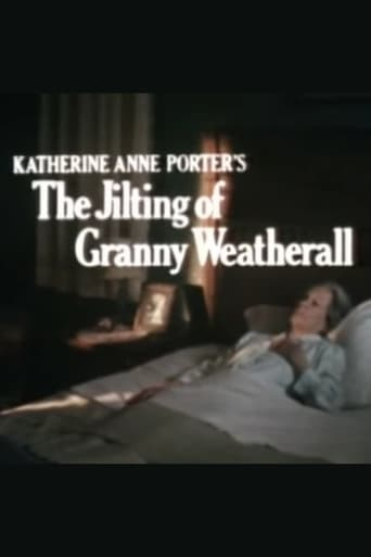 Poster of The Jilting of Granny Weatherall