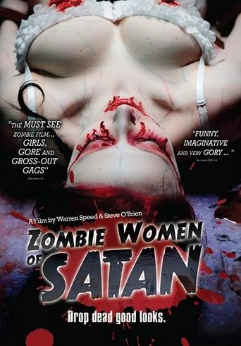 Poster of Zombie Women of Satan
