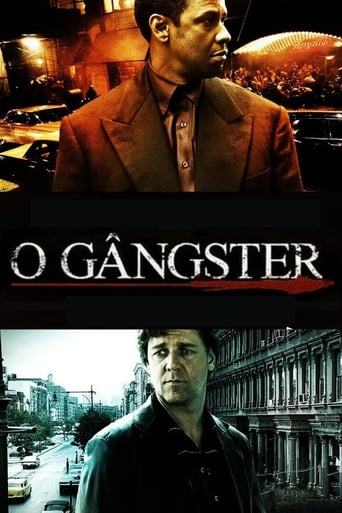 O Gângster - Poster