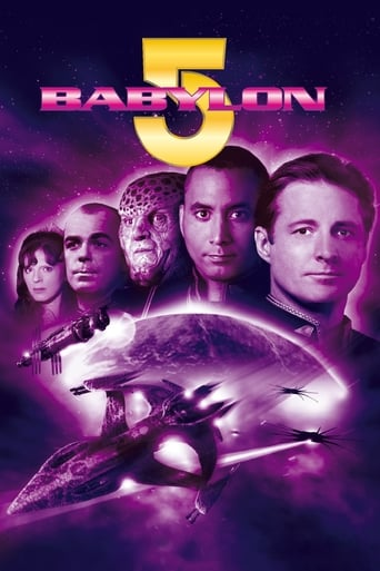 Poster of Babylon 5 fragman