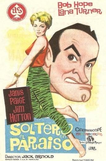Poster of Soltero en el paraíso