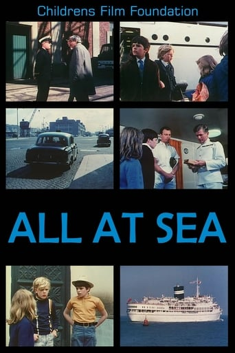 Poster of All at Sea