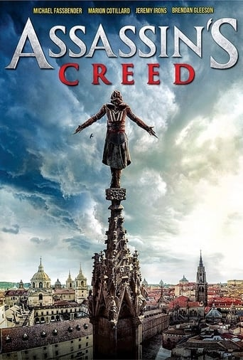 Poster of Assassin's Creed - O Filme