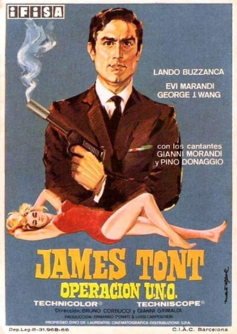 Watch James Tont Operation U.N.O. Online Free Movie Now