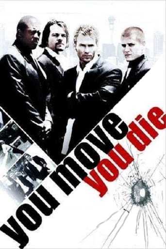 Poster of You Move You Die