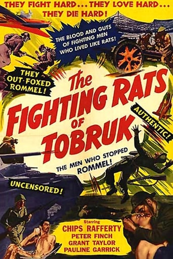 The Rats of Tobruk (1944)