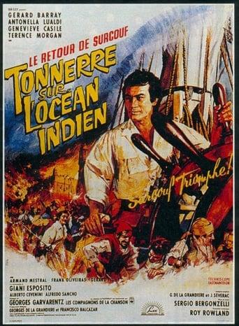 Poster of Il grande colpo di Surcouf