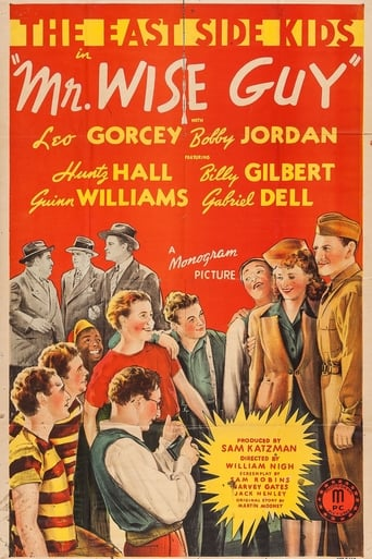 Poster of Mr. Wise Guy