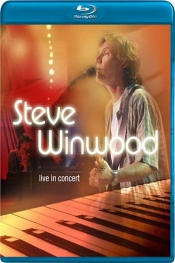 Poster of Steve Winwood Live in Concert