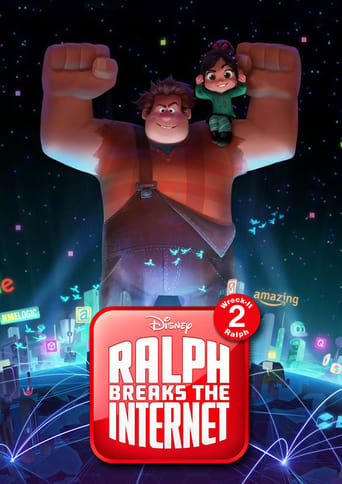 Poster of Ralph Breaks the Internet: Wreck-It Ralph 2