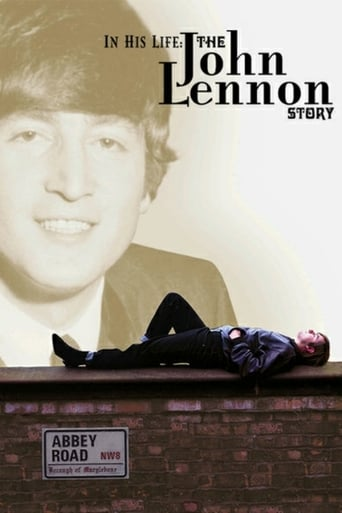 Poster of In His Life: The John Lennon Story