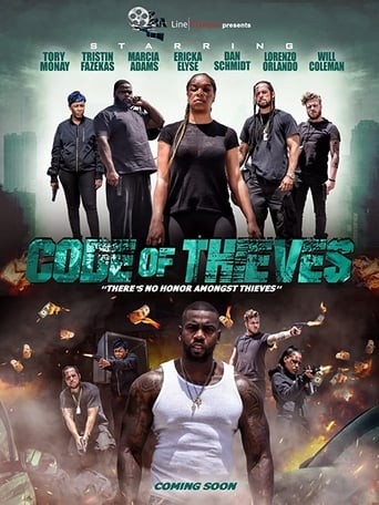Code of Thieves Poster