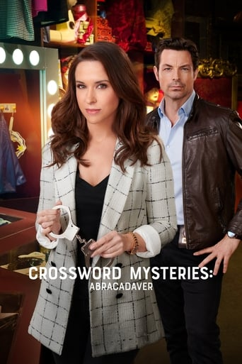 Poster of Crossword Mysteries: Abracadaver