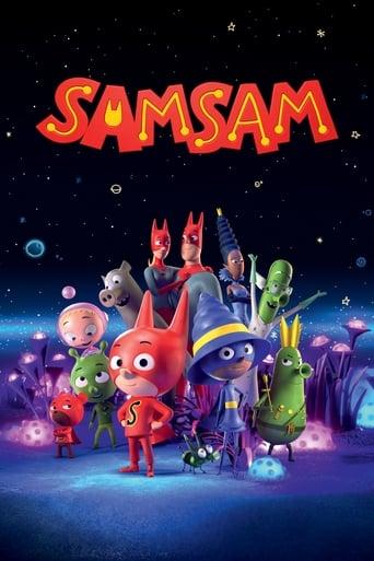 SamSam Poster