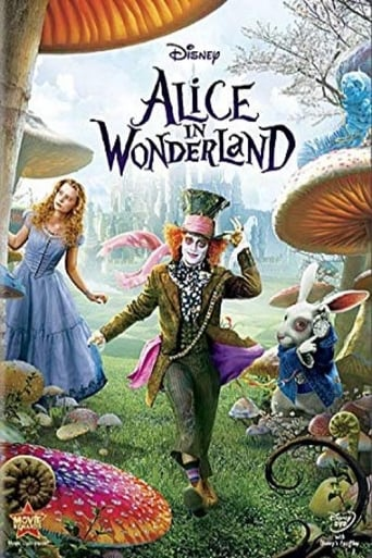 Poster of Alice in Wonderland: Finding Alice