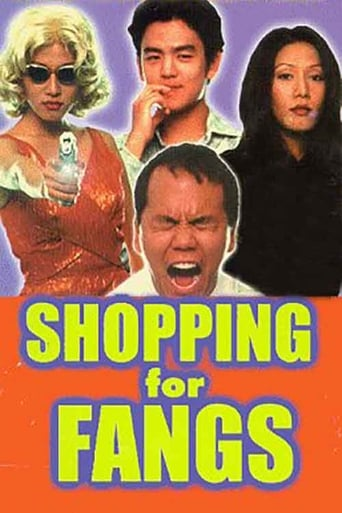 Poster of Shopping for Fangs