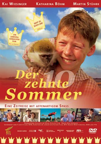 Poster of Der zehnte Sommer