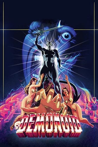 Poster of Demonoid: Messenger of Death