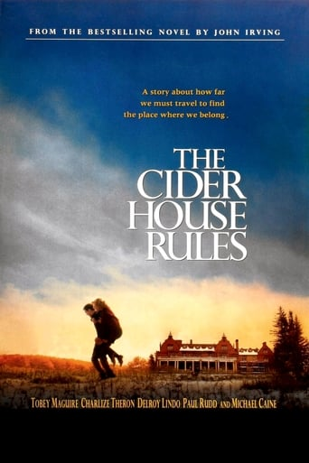 Watch The Cider House Rules Full Movie Online Putlockers