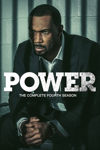 Power 4ª Temporada - Poster