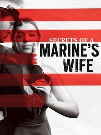 Secrets of a Marine's Wife Poster
