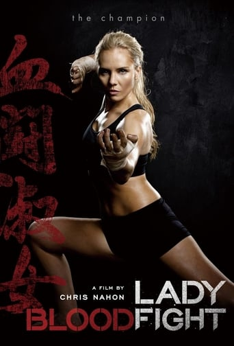 Poster of Lady Bloodfight