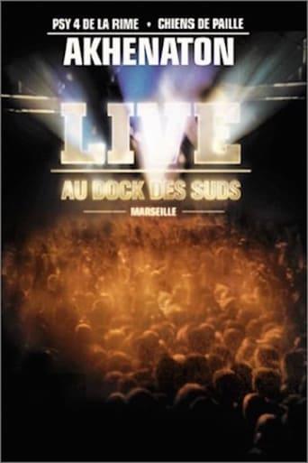 Poster of Akhenaton : Live au dock des suds