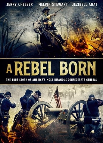A Rebel Born Poster