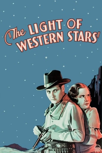 Poster of The Light of Western Stars