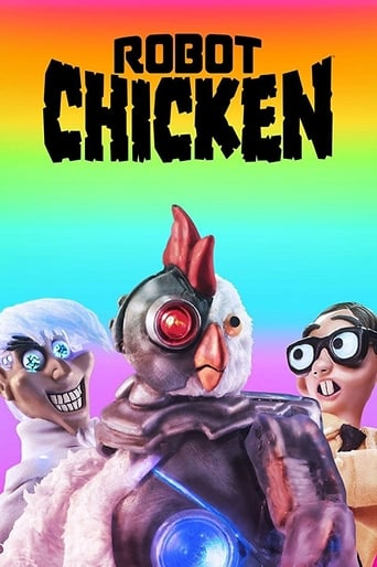 Robot Chicken S09E18