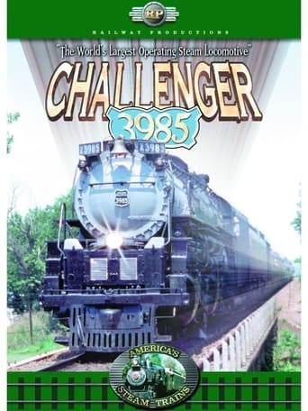 America's Steam Trains: Challenger 3985 - The Worlds Largest Operating Steam Locomotive