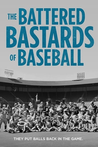 Poster of The Battered Bastards of Baseball