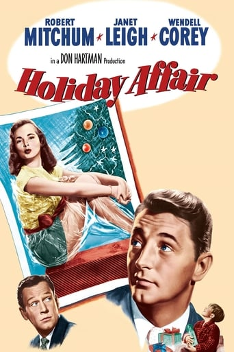 Poster of Holiday Affair