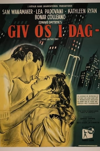 Poster of Give Us This Day