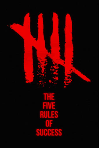 Poster The Five Rules of Success