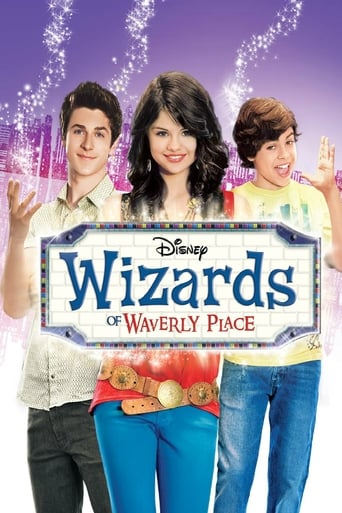 Poster of Wizards of Waverly Place fragman