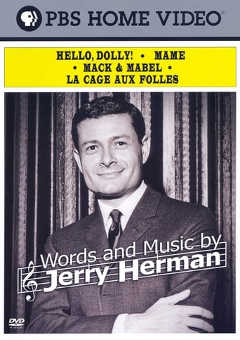 Poster of Words and Music by Jerry Herman