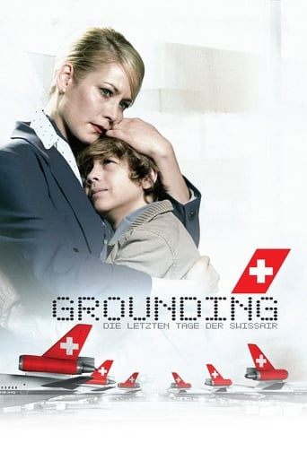 Poster of Grounding: The Last Days of Swissair