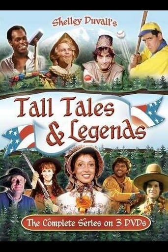 Poster of Tall Tales and Legends: The Legend of Sleepy Hollow