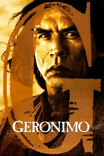 Poster of Geronimo: An American Legend