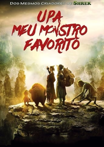 Poster of Upa – Meu Monstro Favorito