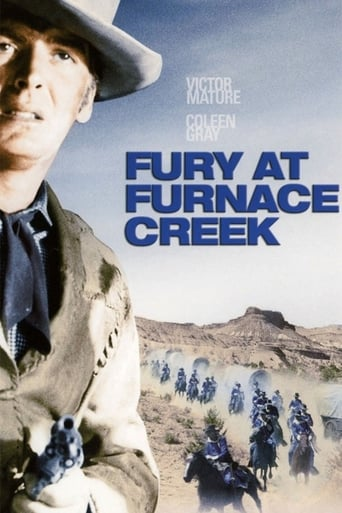 Poster of Fury at Furnace Creek