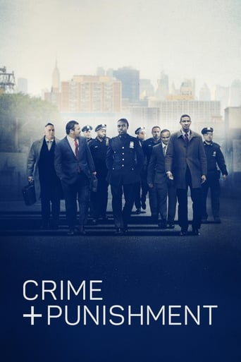 poster Crime + Punishment