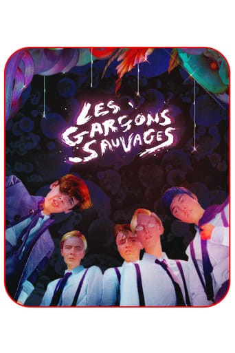 Les Gar�ons Sauvages (2018)