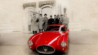 Maserati: A Hundred Years Against All Odds (2020)