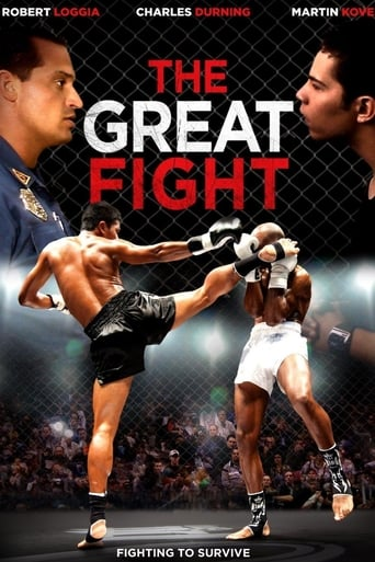 Poster of The Great Fight