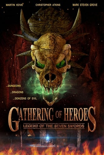 Poster of Gathering of Heroes: Legend of the Seven Swords