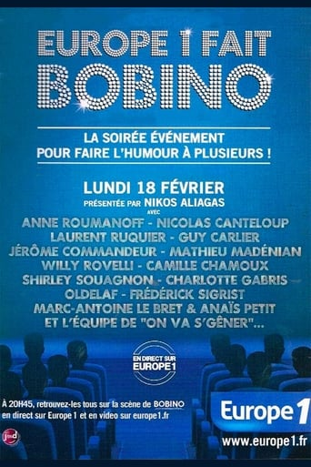 Europe 1 fait Bobino - Saison 3